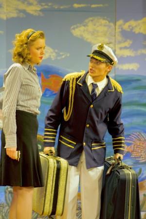 Szene aus dem Traumschiff (2009)